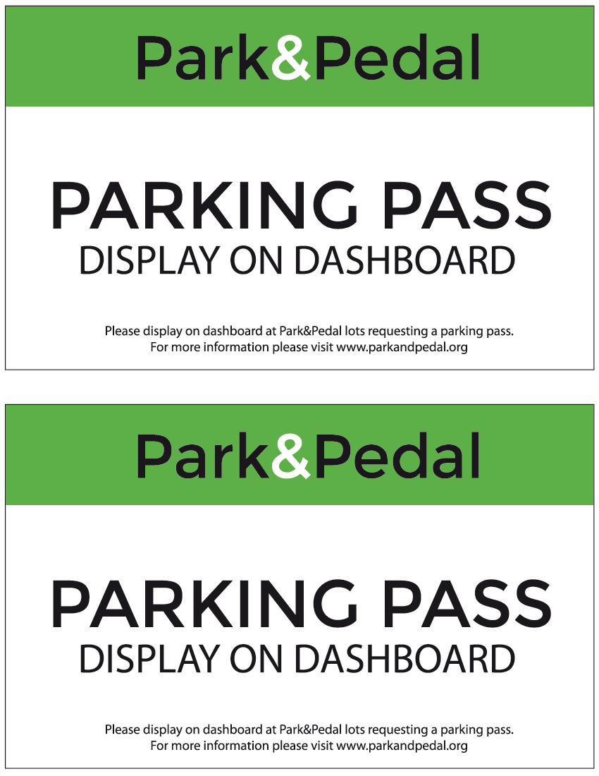 ParkandPedal-Parking-Pass