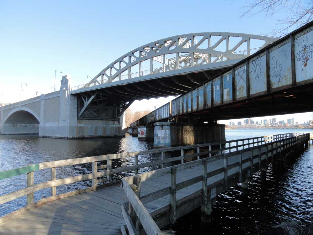 UPDATE: December Closures to Paul Dudley White Bike Path