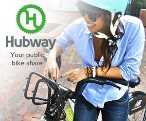 Hubway Advertisement
